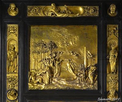 1. La Creación de Adán y Eva. Florencia 2018 - Il Grande Museo del Duomo
